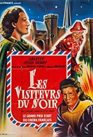 Watch Free Les Visiteurs du Soir (1942)