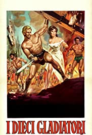 Watch Free The Ten Gladiators (1963)