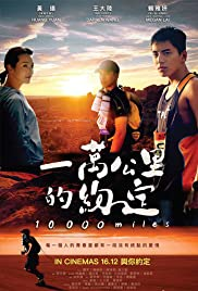 Watch Free 10,000 Miles (2016)