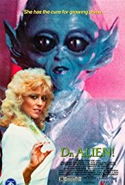 Watch Free Dr. Alien (1989)