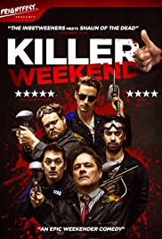 Watch Free Killer Weekend (2018)