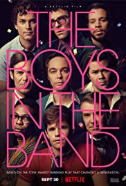 Watch Free The Boys in the Band (2020)
