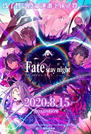 Watch Free Gekijouban Fate/Stay Night: Heavens Feel  III. Spring Song (2020)