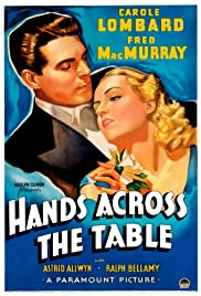 Watch Free Hands Across the Table (1935)