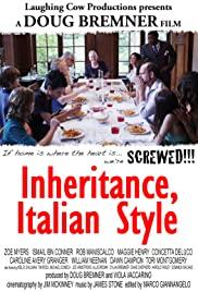 Watch Free Inheritance, Italian Style (2014)
