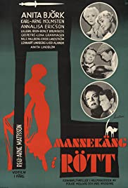 Watch Free Mannequin in Red (1958)
