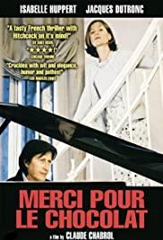 Watch Free Merci pour le Chocolat (2000)