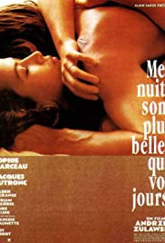 Watch Free My Nights Are More Beautiful Than Your Days (1989)