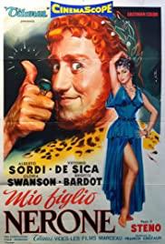 Watch Free Neros Mistress (1956)