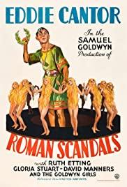 Watch Free Roman Scandals (1933)