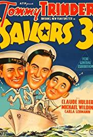Watch Free Three Cockeyed Sailors (1940)