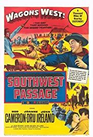 Watch Free Southwest Passage (1954)