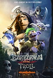 Watch Free The Barbarian and the Troll (2021 )