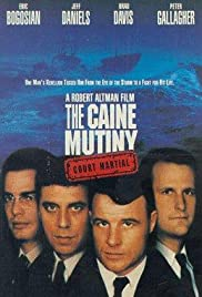 Watch Free The Caine Mutiny CourtMartial (1988)