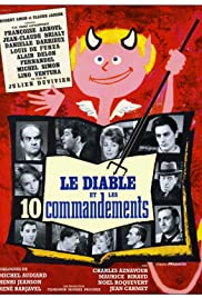 Watch Free The Devil and the Ten Commandments (1962)