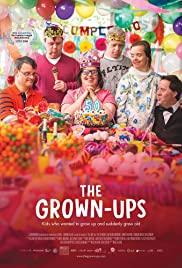 Watch Free The GrownUps (2016)