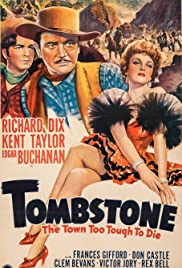 Watch Free Tombstone: The Town Too Tough to Die (1942)