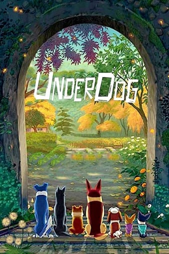 Watch Free A Dogs Courage (2018)
