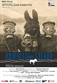 Watch Free Animali nella Grande Guerra (2015)