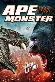 Watch Free Ape vs. Monster (2021)