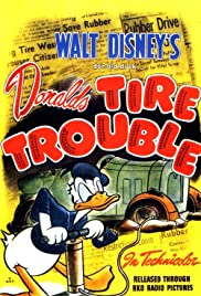 Watch Free Donalds Tire Trouble (1943)