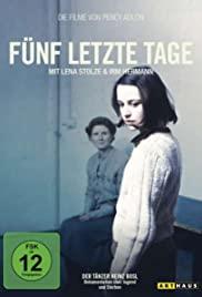 Watch Free Fünf letzte Tage (1982)