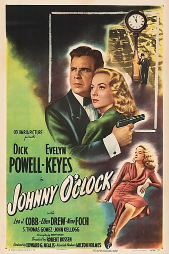 Watch Free Johnny OClock (1947)