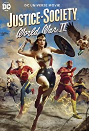 Watch Free Justice Society: World War II (2021)