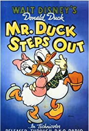 Watch Free Mr. Duck Steps Out (1940)