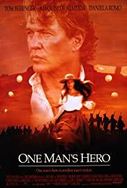 Watch Free One Mans Hero (1999)