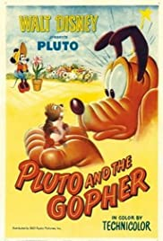 Watch Free Pluto and the Gopher (1950)