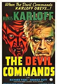 Watch Free The Devil Commands (1941)