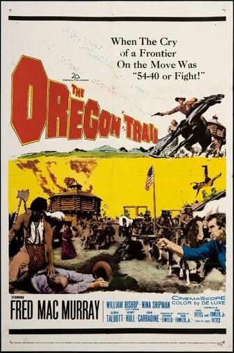 Watch Free The Oregon Trail (1959)