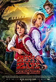 Watch Free Zip & Zap and the Captains Island (2016)