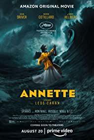 Watch Free Annette (2021)