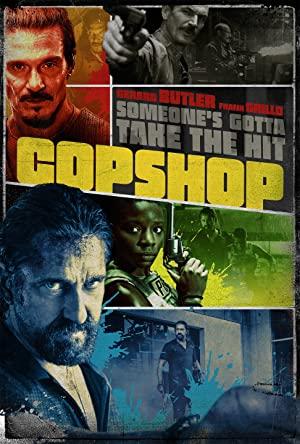 Watch Free Copshop (2021)