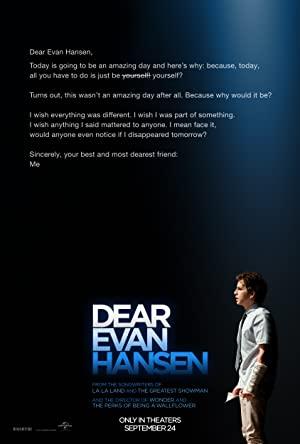 Watch Free Dear Evan Hansen (2021)