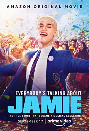 Watch Free Everybodys Talking About Jamie (2021)