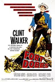 Watch Free Fort Dobbs (1958)