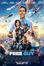 Watch Free Free Guy (2021)