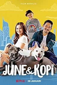 Watch Free June & Kopi (2021)