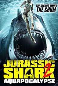 Watch Free Jurassic Shark 2: Aquapocalypse (2021)