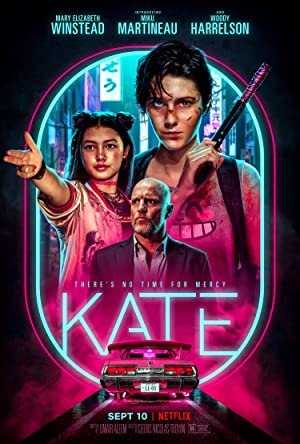 Watch Free Kate (2021)