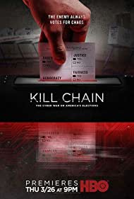 Watch Free Kill Chain: The Cyber War on Americas Elections (2020)