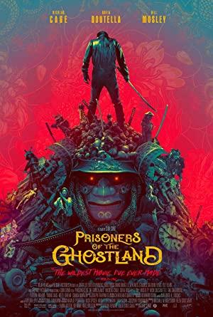 Watch Free Prisoners of the Ghostland (2021)