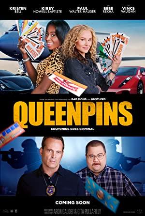 Watch Free Queenpins (2021)