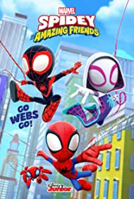 Watch Free Spidey and His Amazing Friends (2021 )