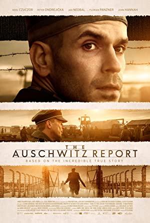 Watch Free The Auschwitz Report (2021)