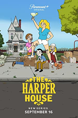 Watch Free The Harper House (2021 )