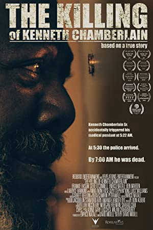 Watch Free The Killing of Kenneth Chamberlain (2020)